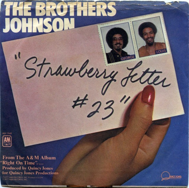 "Song Of The Week: ""Strawberry Letter 23"" by The Brothers Johnson"