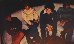 Velvet Underground couch
