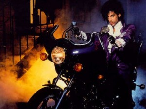 Prince motorcycle