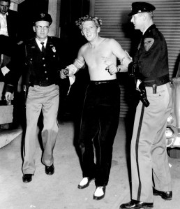 Jerry Lee Lewis cops
