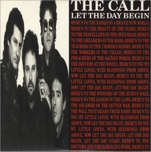 The Call - Let+The+Day+Begin single