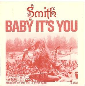 Smith - Baby It's You_Picture Sleeve