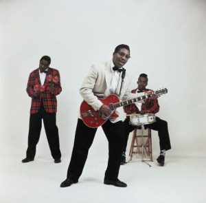 Bo Diddley and His Band
