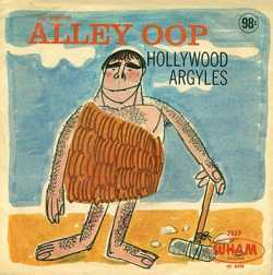 Image result for Hollywood argyles alley oop pictures