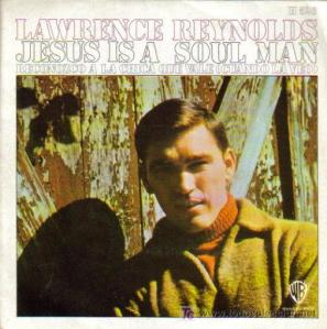 Lawrence Reynolds jesus is a soul man italian