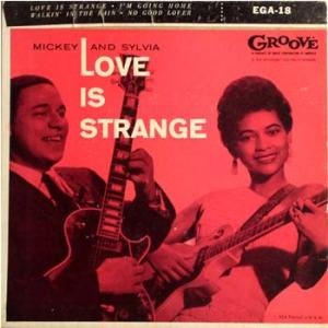 Mickey & Sylvia Love Is Strange EP