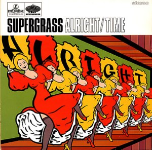 Supergrass-Alright---Orange-50641