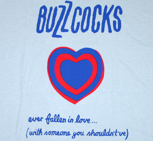 Buzzcocks Ever Fallen In Love With Someone You Shouldntve