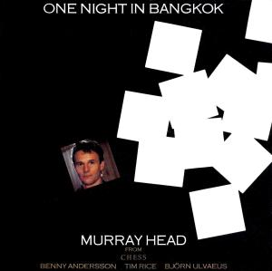 murray head one night