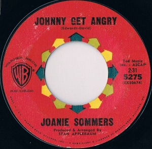 Joanie Sommers Johnny-Get-Angry