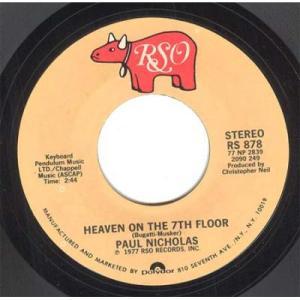 Paul nicholas - heaven 45