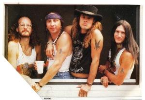Blackfoot band