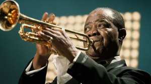 Louis Armstrong- trumpet