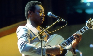 george benson on guitar