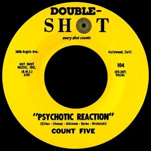 count five psychotic