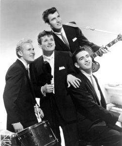 Ronnie Hawkins and the pre-Band Hawks